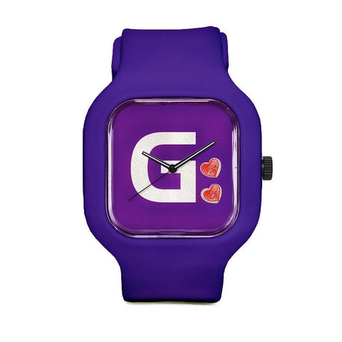 GFit Purple Valentine Sport Watch