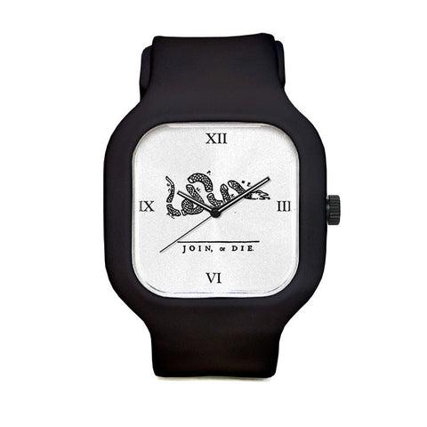Join or Die Sport Watch