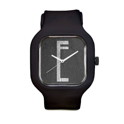 Monolithic Monogram E Sport Watch