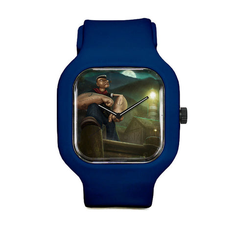 Popeye Sport Watch
