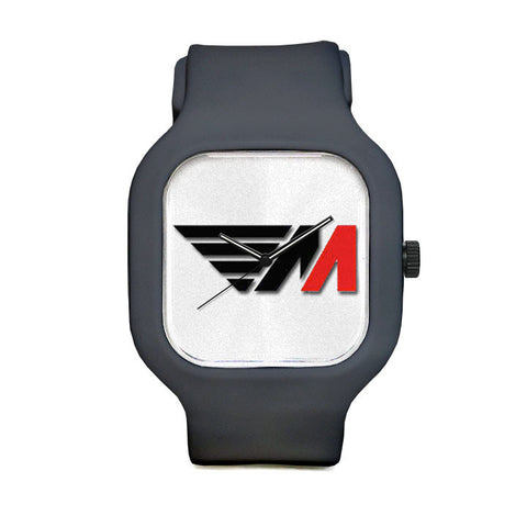 Major Motion Logo Sport Watch