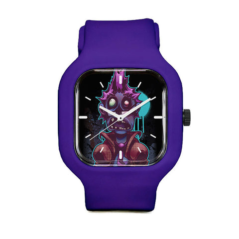 Crump Smash Zombie Sport Watch