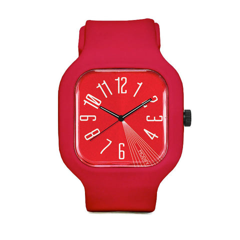 Red Watch Sport Watch