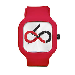 95 Infinity Logo Sport Watch