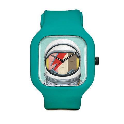 Astronaut Icecream Sport Watch