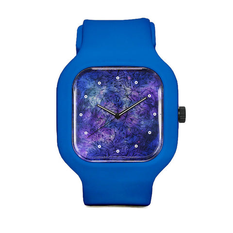 Galaxy Dots Sport Watch