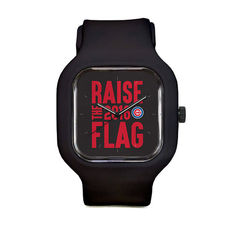 Chicago Cubs Raise the Flag Sport Watch