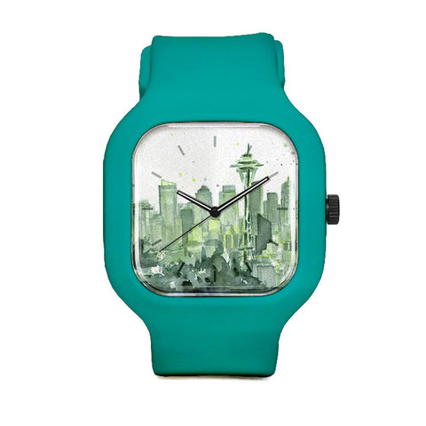 Emerald City Seattle Sport Watch