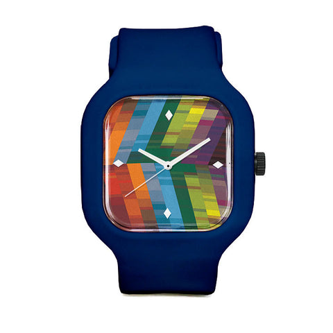 Feathered Prism Sport Watch
