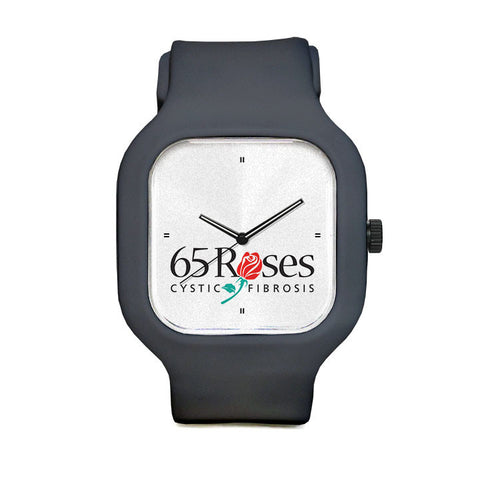 65 Roses Sport Watch