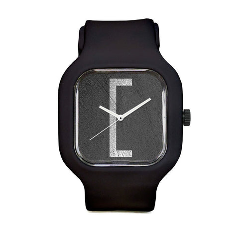 Monolithic Monogram C Sport Watch