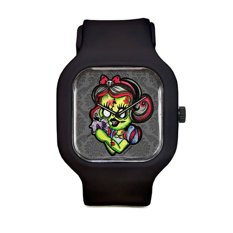 Poisoned Princess Sport Watch