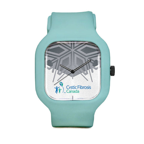 Cystic Fibrosis Canada Holiday 2015 Sport Watch