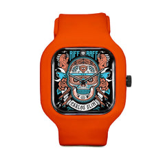 Carlos Slim Colored Sport Watch