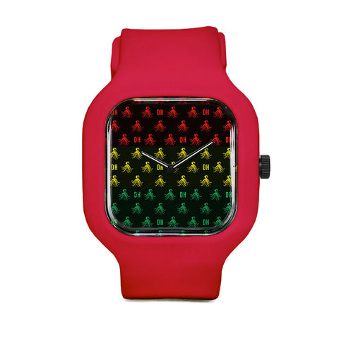 Dirty Heads Rasta Sport Watch