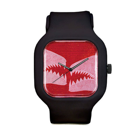 Love Bites by Bertha Otoya Sport Watch