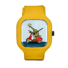Giraffe Vespa Sport Watch