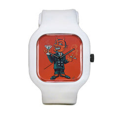 Devil May Care Sport Watch