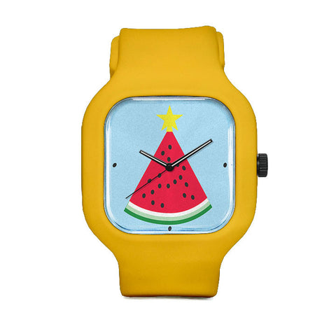 Watermelon Tree Sport Watch