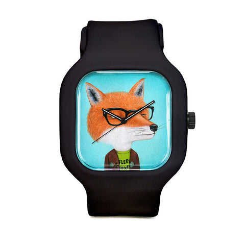 Foxes Love J Tillman Sport Watch
