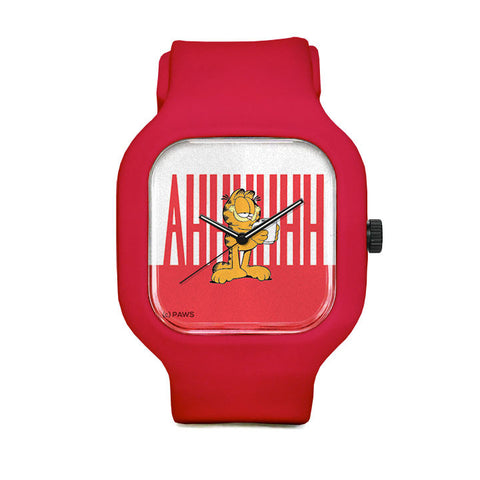 Garfield AHHHHHH Sport Watch