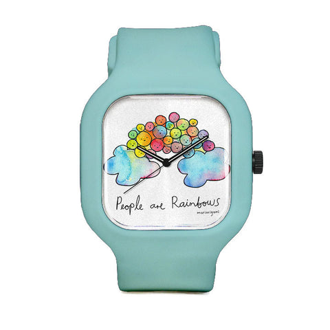 Peoplearerainbows Sport Watch