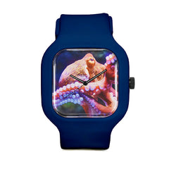 Rainbow Octopus Sport Watch