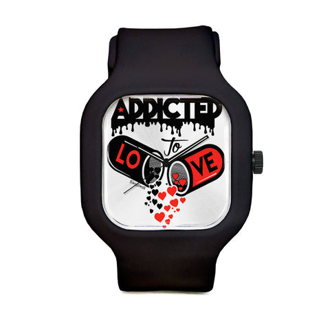 Addicted to Love Sport Watch