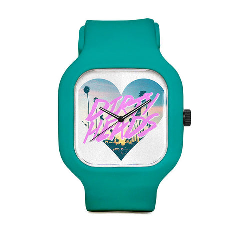 Dirty Heads Heart Sport Watch