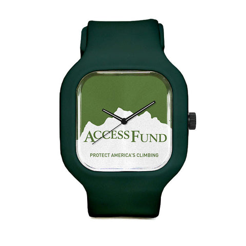 Access Fund Logo Sport Watch