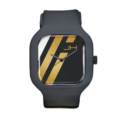 Hollywood Stripe Sport Watch