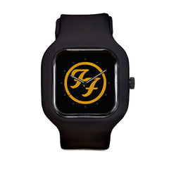 Foo Fighters Gold Sport Watch