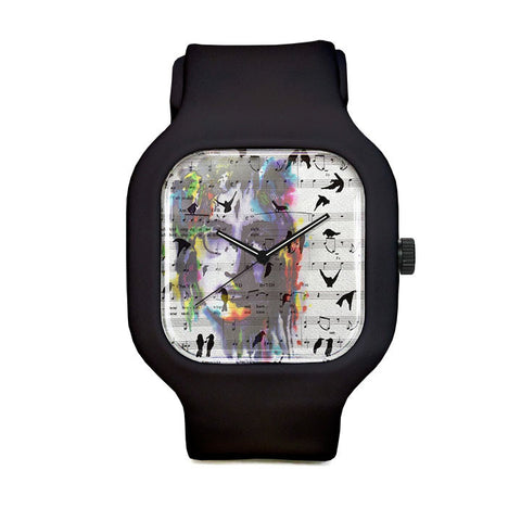 Sheet Music Sport Watch