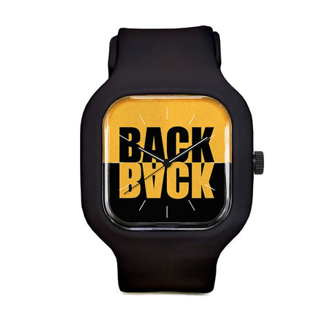 Back to Back Sport Watch