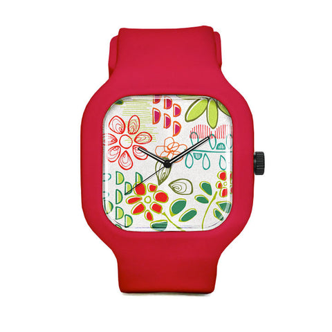 Crazy Daisy Sport Watch