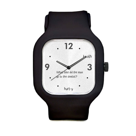 Tooth Hurty Sport Watch