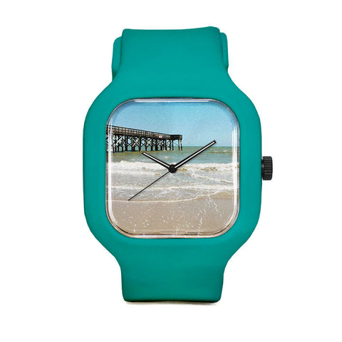 Turquoise Pier Sport Watch