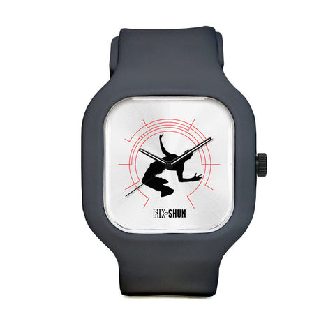 FikShun Logo Sport Watch