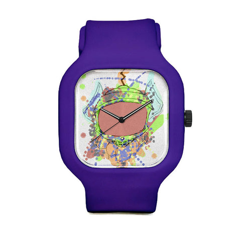 Colo Bot Sport Watch