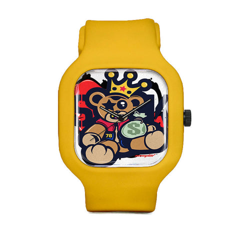 Money Bear Sport Watch