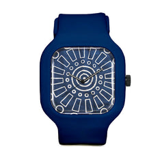 Circular Navy Sport Watch