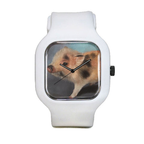 Egbert Painting Sport Watch
