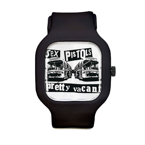 Sex Pistols Pretty Vacant Sport Watch