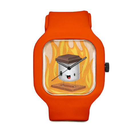 Molten Mallow Sport Watch