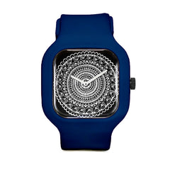 Dark Mandala Sport Watch