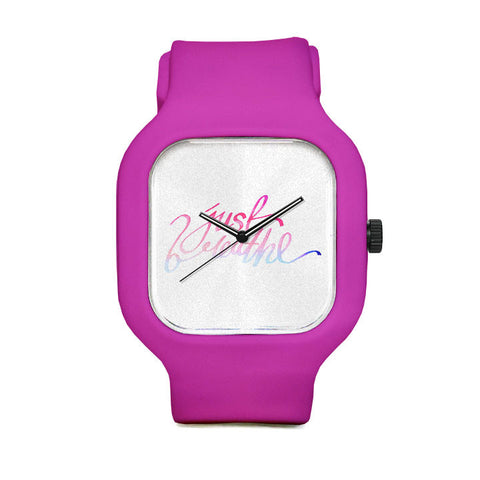 Just Breathe Sport Watch