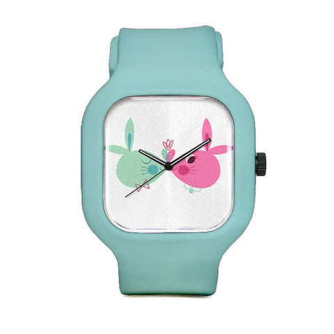 Some Bunny Loves You Sport Watch