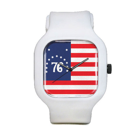 76 Flag Sport Watch
