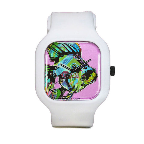 Graf-Goldfish Sport Watch