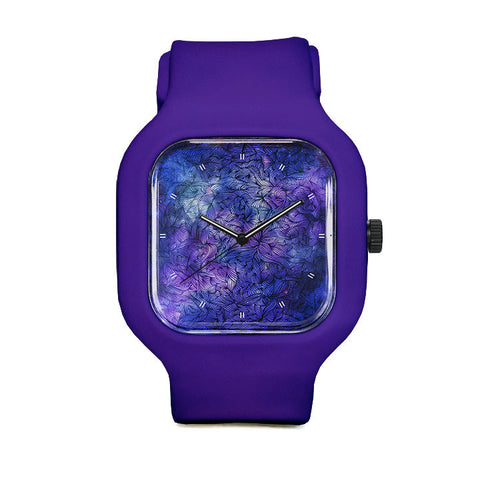 Galaxy Time Sport Watch